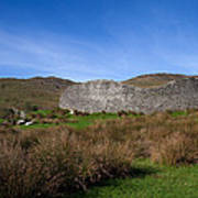 Staigue Fort At 2,500 Years Old One Art Print