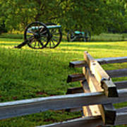 Stones River Battlefield Art Print