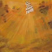 Sun Choir Art Print