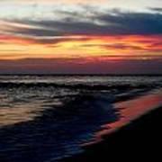 Sunset Magic Art Print