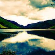 Talyllyn Lake Snowdonia Art Print