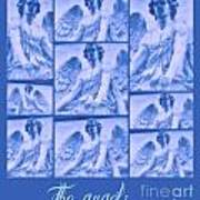 The Angels Art Print