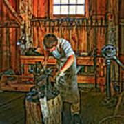 The Apprentice 2 Art Print