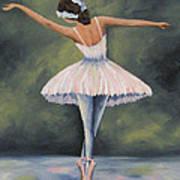 The Ballerina IV Art Print