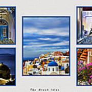 The Greek Isles Art Print