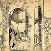 The Liberty Bell Art Print