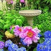 The Magic Garden Art Print