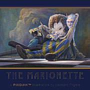 The Marionette Art Print by Leonard Filgate