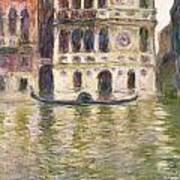 The Palazzo Dario Art Print
