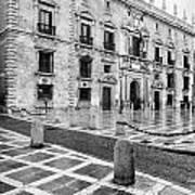 The Royal Chancery Of Granada Art Print
