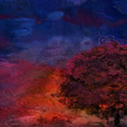 Through The Mist Art Print by Jack Zulli