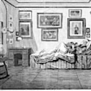 Thurlow Weed (1797-1882) Art Print