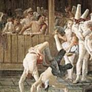 Tiepologiovanni Domenico 1727-1804 Art Print