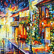 Town From The Dream Art Print