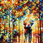 Under One Umbrella Art Print