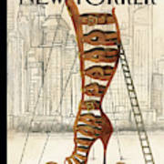 New Yorker March 25th, 2013 Art Print