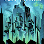 New Yorker October 10th, 2011 Art Print