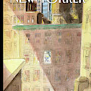 New Yorker March 21st, 2011 Art Print