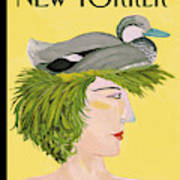 New Yorker March 14th, 2005 Art Print