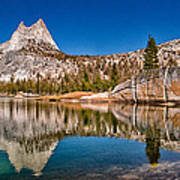 Upper Cathedral Lake Art Print