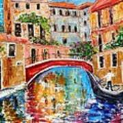 Venice Magic Art Print