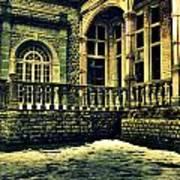 Viceregal Lodge Shimla Art Print