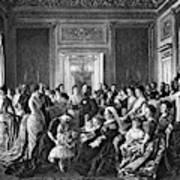 Victoria Of England (1819-1901) Art Print