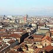 View Of Turin Art Print