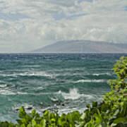 Wailea Point Maui Hawaii Art Print