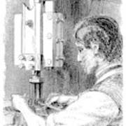 Watchmaker, 1869 Art Print