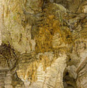 Longhorn Caverns Water Creation Art Print