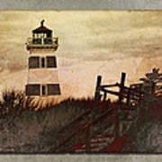 West Point Lighthouse Art Print