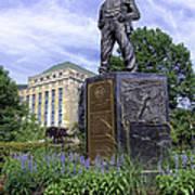 West Virginia Coal Miner Art Print