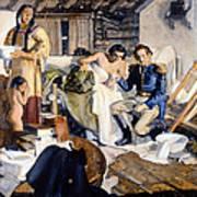 William Beaumont Art Print