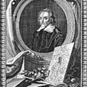 William Harvey (1578-1657) Art Print