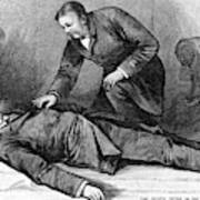 William Henry Vanderbilt (1821-1885) Art Print