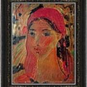 Woman Art Print by Ivan Filchev