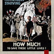 World War I: Red Cross Art Print