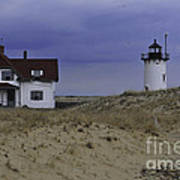 Race Point Light 1 Art Print