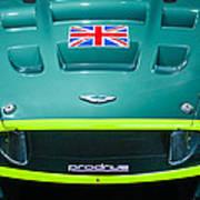2005 Aston Martin Dbr9 Art Print