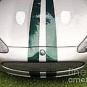 2005 Jaguar Xkr Stirling Moss Signature Edition Art Print