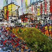 2012 111 Lukavica Art Print
