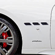 2012 Maserati Gran Turismo S Art Print