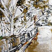 2013 007 Road To The Arlington Memorial Bridge Art Print