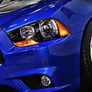 2013 Dodge Charger Daytona Art Print