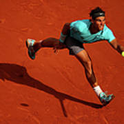 2014 French Open - Day Fifteen Art Print