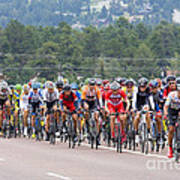 2014 Usa Pro Cycling Challenge Art Print