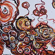 2014_viper Trails Art Print