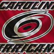 Carolina Hurricanes Art Print