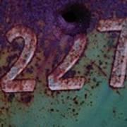 227 Art Print